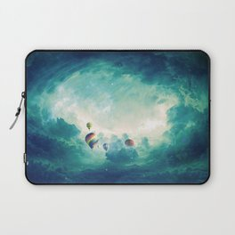 Hot air ballons Laptop Sleeve
