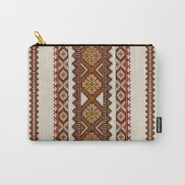 Ukrainian embroidery Carry-All Pouch