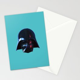 Darth Vader, the new guy at the office Stationery Cards