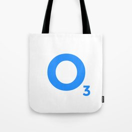 Official O3 Logo Design Tote Bag