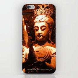 durga, indian goddess iPhone Skin