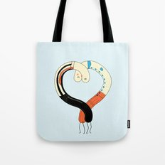 Hearted Tote Bag