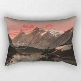 """""""Kongen Dronningen og Bispen Norway"""" Rectangular Pillow"""