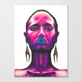 Nneka Pt. 1 Canvas Print
