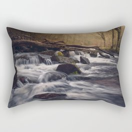 Fingle Cascades Rectangular Pillow