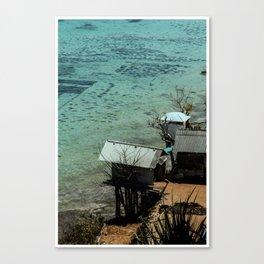 Bali 2/2 Canvas Print