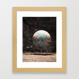 This is my world.... Framed Art Print
