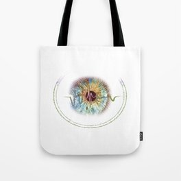 Life In Seconds Tote Bag