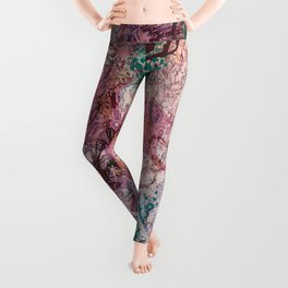 Genetic Melee #1 Leggings