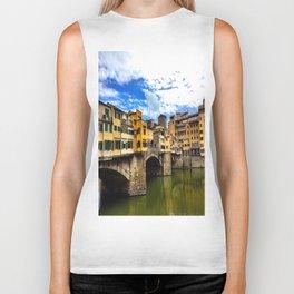 Ponte Vecchio in Firenze / Florence Biker Tank