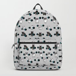 OLYMPIC LIFTING FRENCHIE Backpack