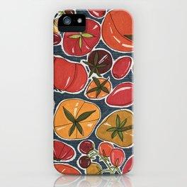Tomato Frenzy! iPhone Case