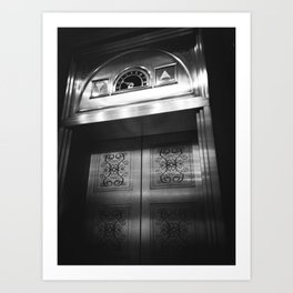 You've Reached The Twilight Zone Art Print