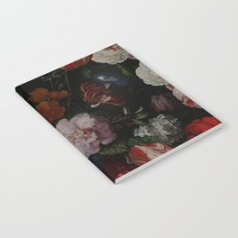 Vintage & Shabby Chic - Dutch Midnight Garden Notebook