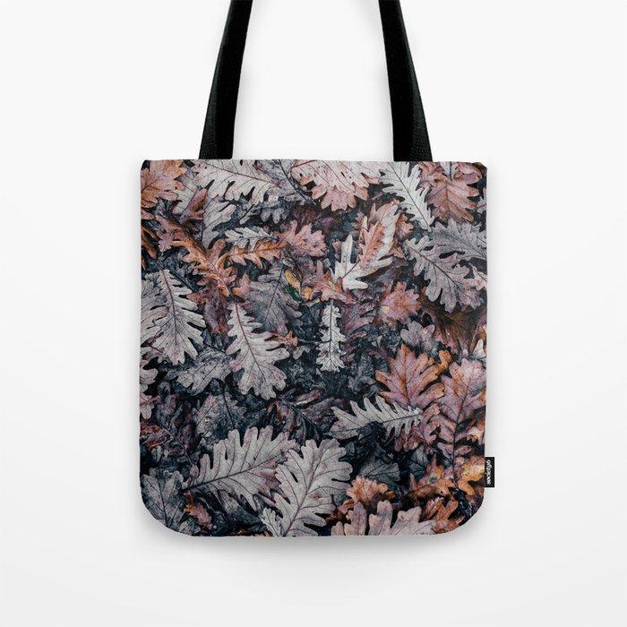Dead Leaves Tote Bag