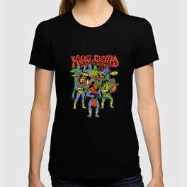 king gizzard and the lizard wizard T-shirt