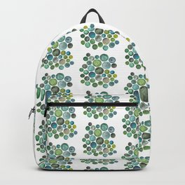 For the Love of Green Backpack