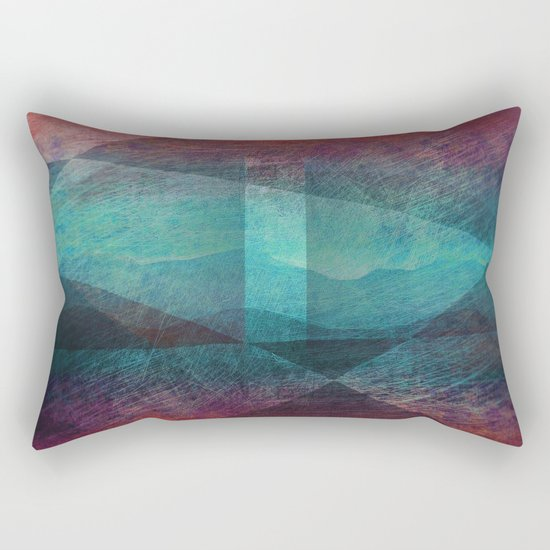 Seekers Rectangular Pillow