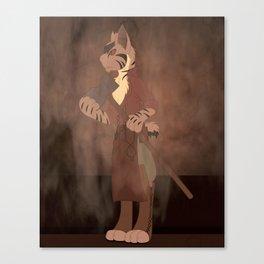 Pixie Bob Canvas Print