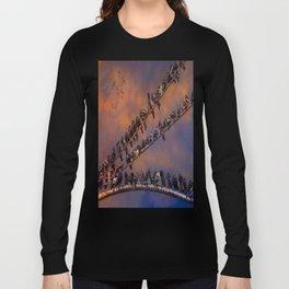 Pigeon Gangs Long Sleeve T-shirt