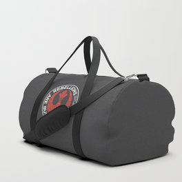 Rebellions are Built on Hope Duffle Bag