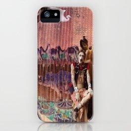Cirque de la Lune, Pt. 2 iPhone Case