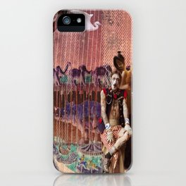 Cirque de la Lune, Pt. 2 iPhone Case