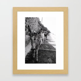Greek Myth V Framed Art Print