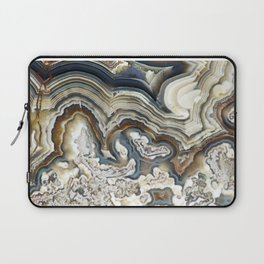 Blue Agate Laptop Sleeve