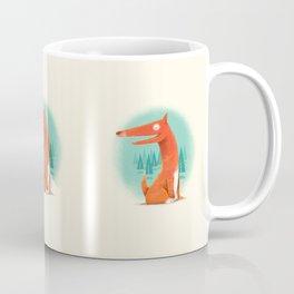 Red Dog Coffee Mug