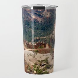 Desert Trails in Bryce Canyon Travel Mug