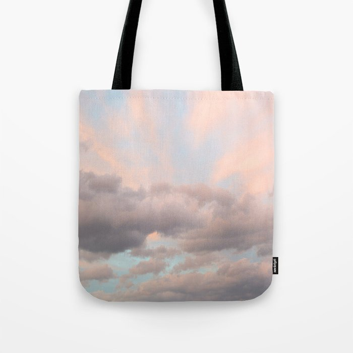 Milkshake Sky Tote Bag
