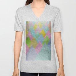 Acid Mountains Unisex V-Neck