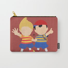 Ness&Lucas(Smash)Red Carry-All Pouch