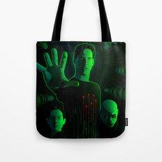 The Matrix Tote Bag