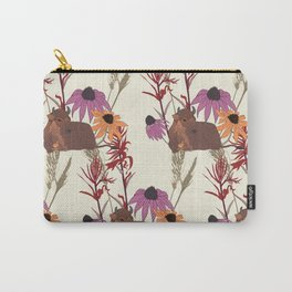 American Prairie Pattern Carry-All Pouch