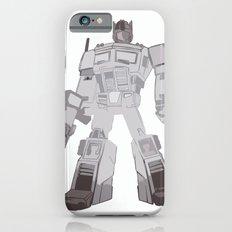 Optimus Black and White Slim Case iPhone 6s