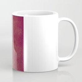 Vintage Crazy Cat Lady in Pink Coffee Mug