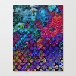 Acid Eaters Canvas Print