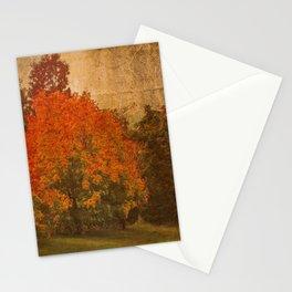 Shorter Days Stationery Cards