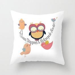 Cabsink16DesignerPatternCBW Throw Pillow