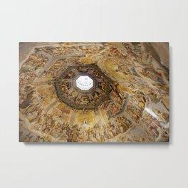 Brunelleschi Cupola, Florence Duomo Metal Print