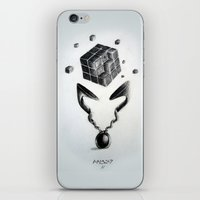 inception iPhone & iPod Skins featuring Inception  by JustOneL