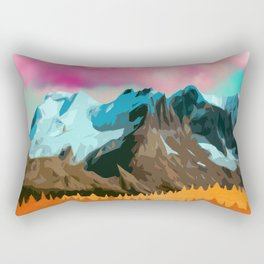 Forest Shine Rectangular Pillow