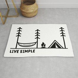 Live Simple Rug