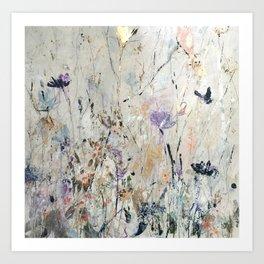 Summer Seeds Art Print