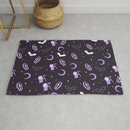 Gothic pattern Rug