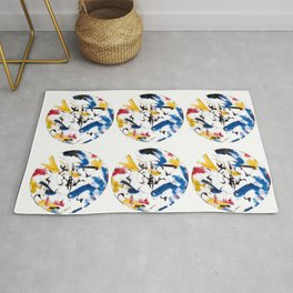 MUSIC SOLACE                       by Kay Lipton Rug