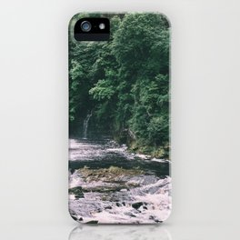 Wild Water iPhone Case