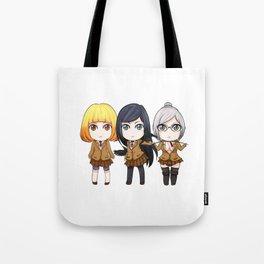Prison School Girls Tote Bag
